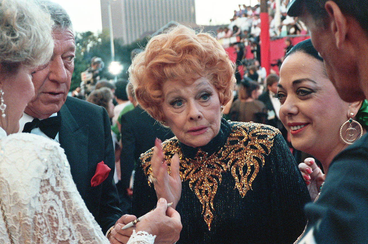 Lucille Ball Free
