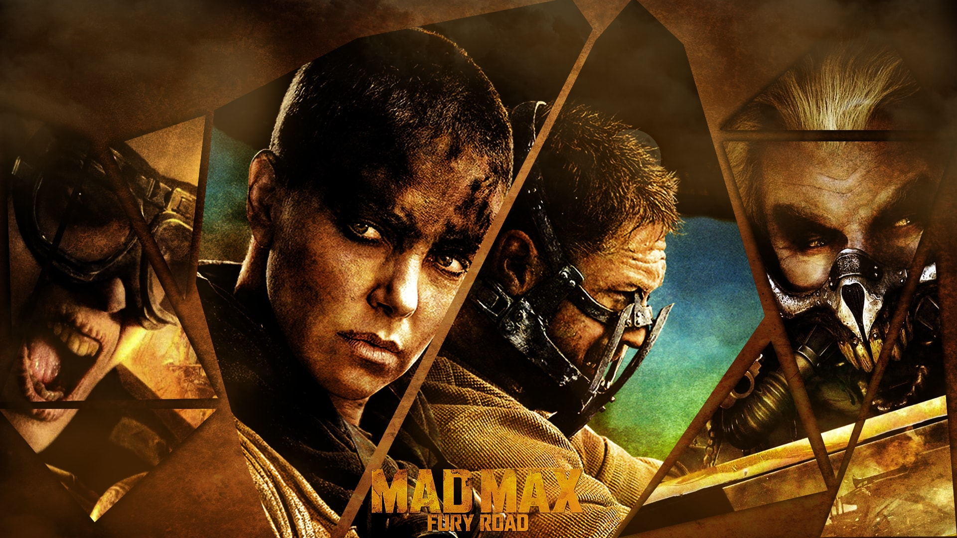 Mad Max Fury Road Hd Wallpapers 7wallpapersnet