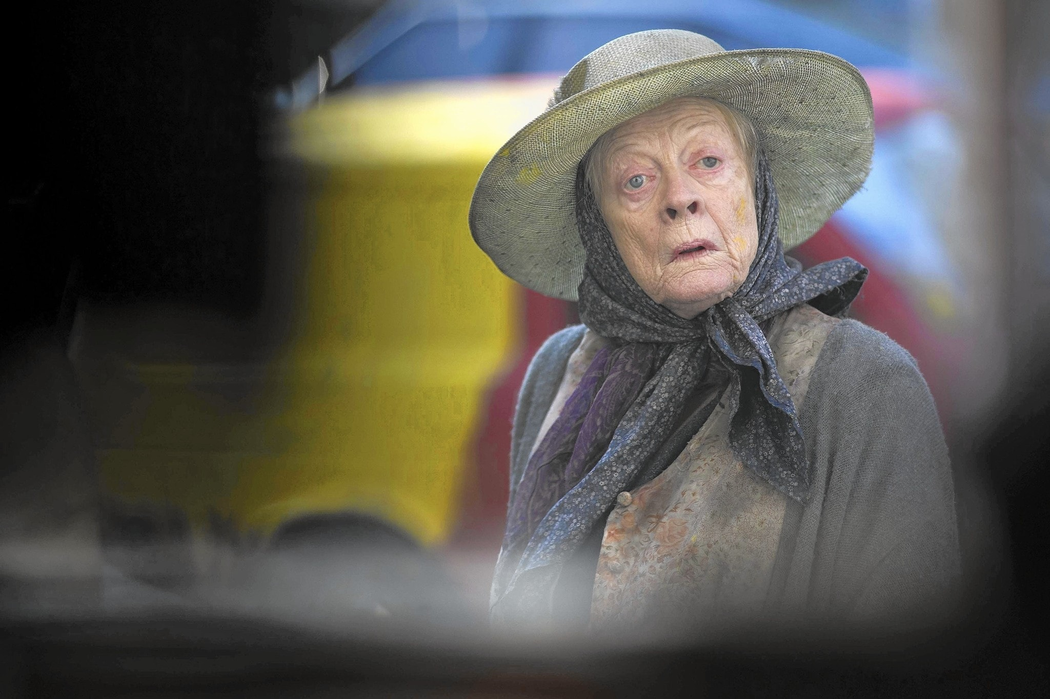 Maggie Smith Free