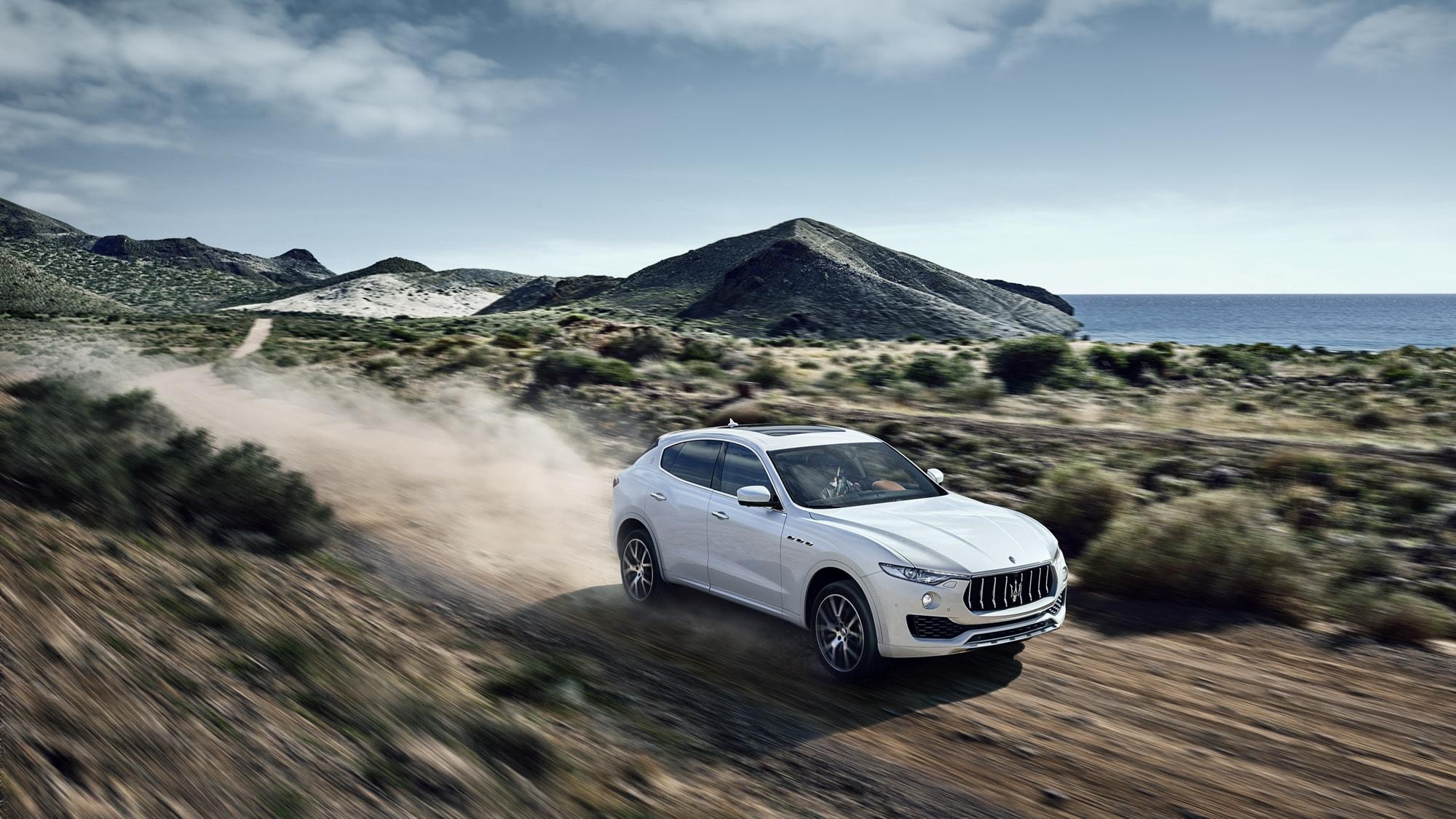 Maserati Levante Free