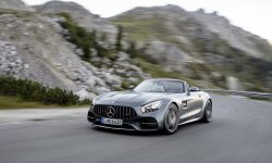Mercedes-AMG GT Roadster Free