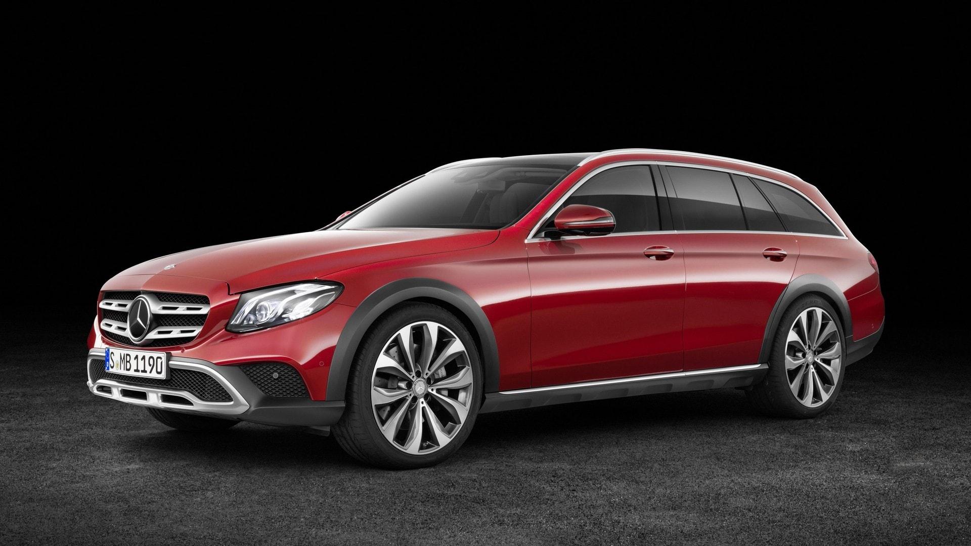 Mercedes E-Class All-Terrain Free