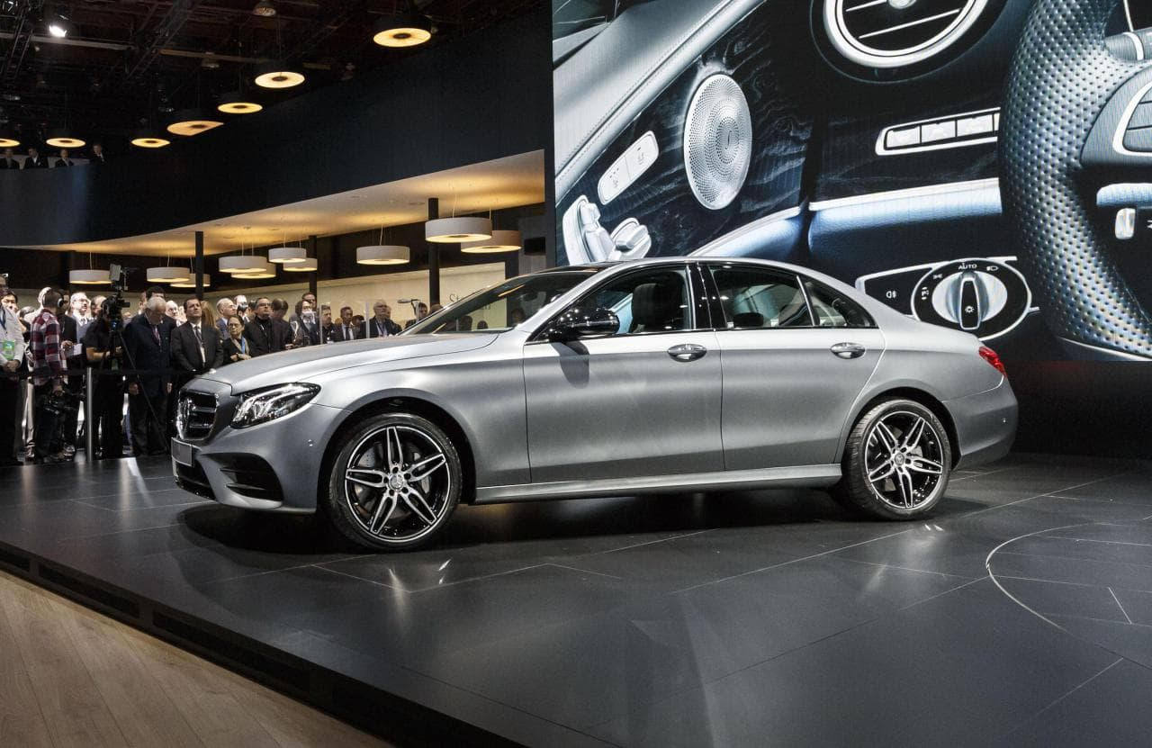 Mercedes E-Class W213 Free