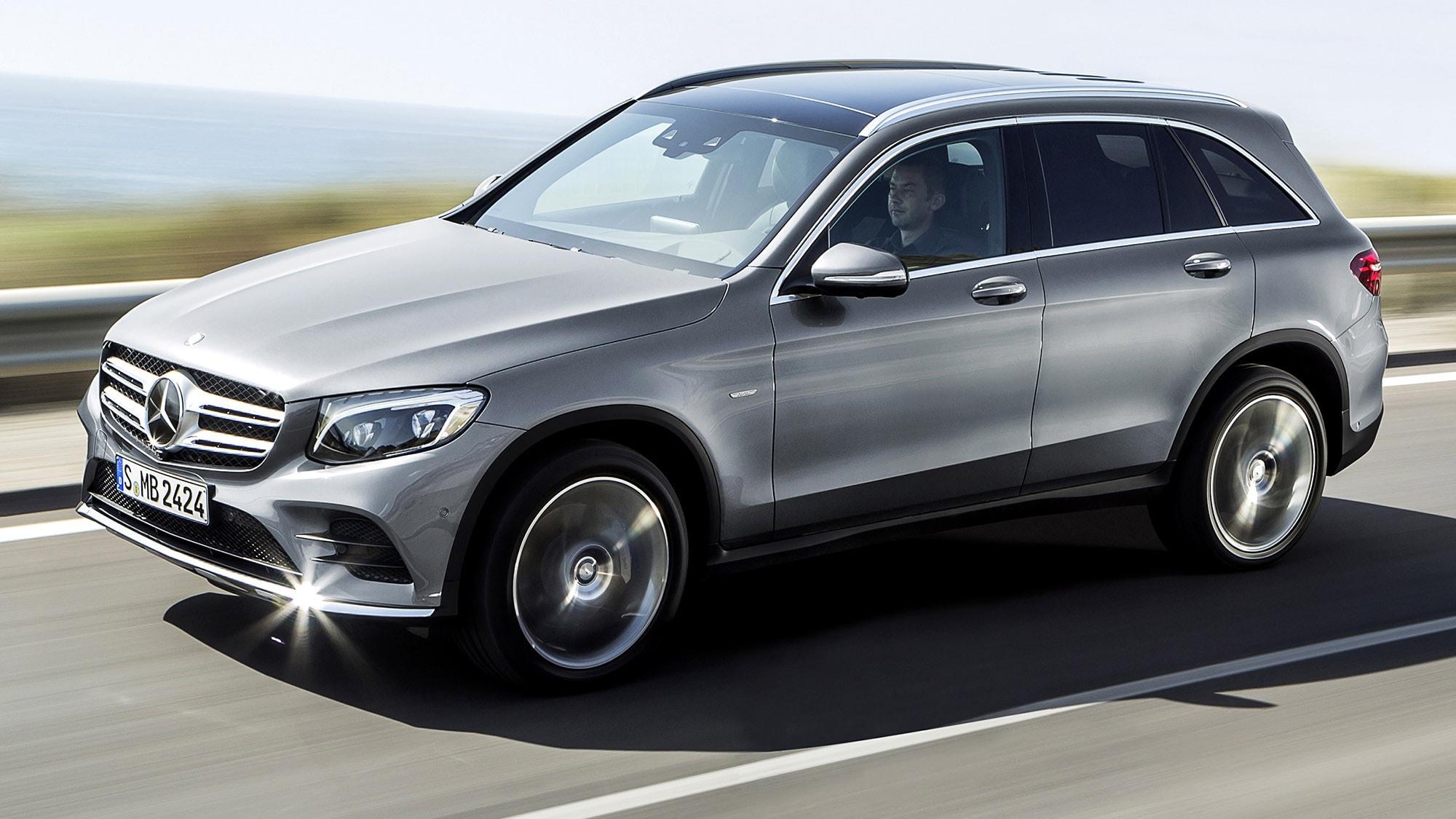 Mercedes GLC Free