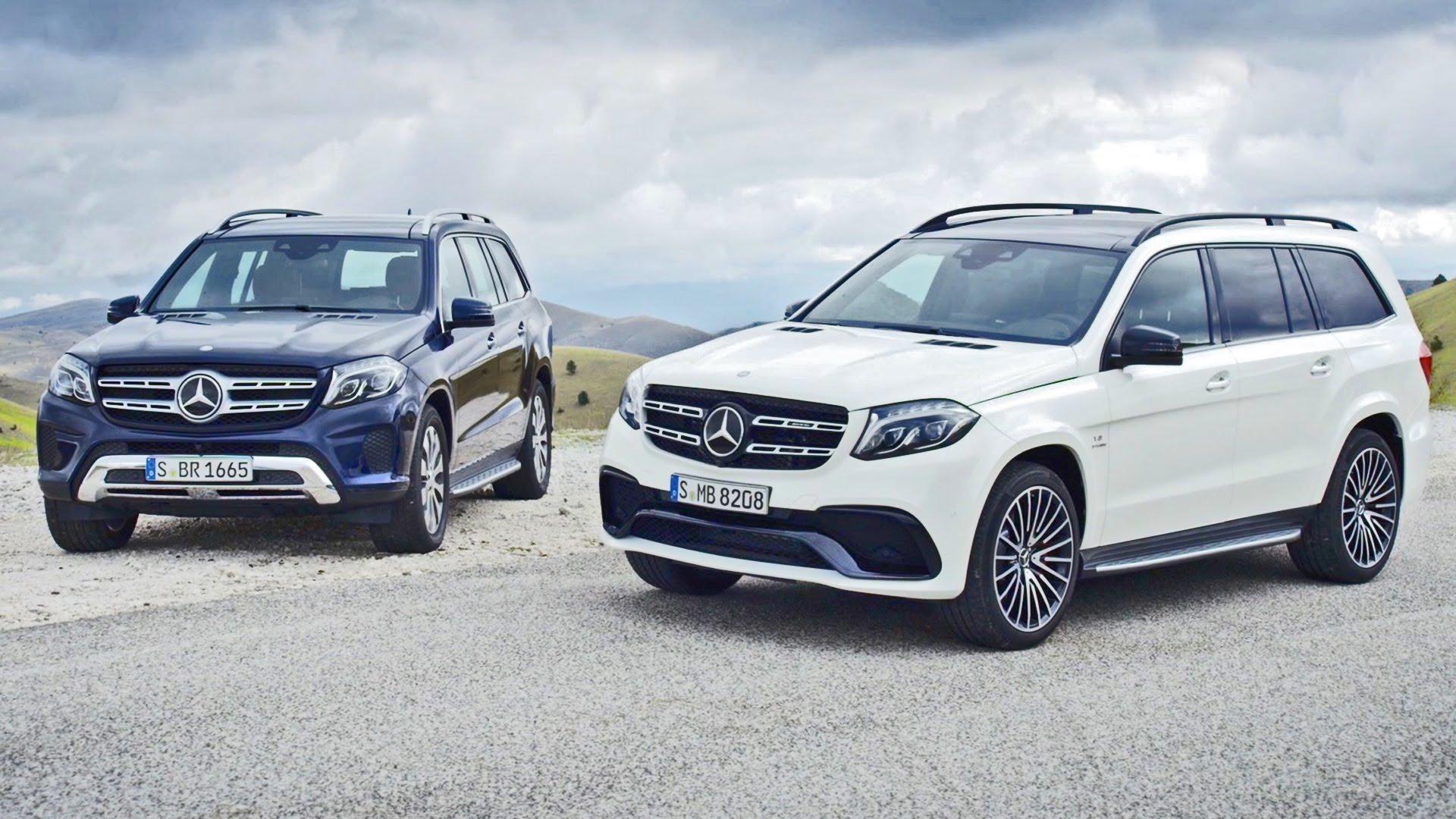 Mercedes GLS Free