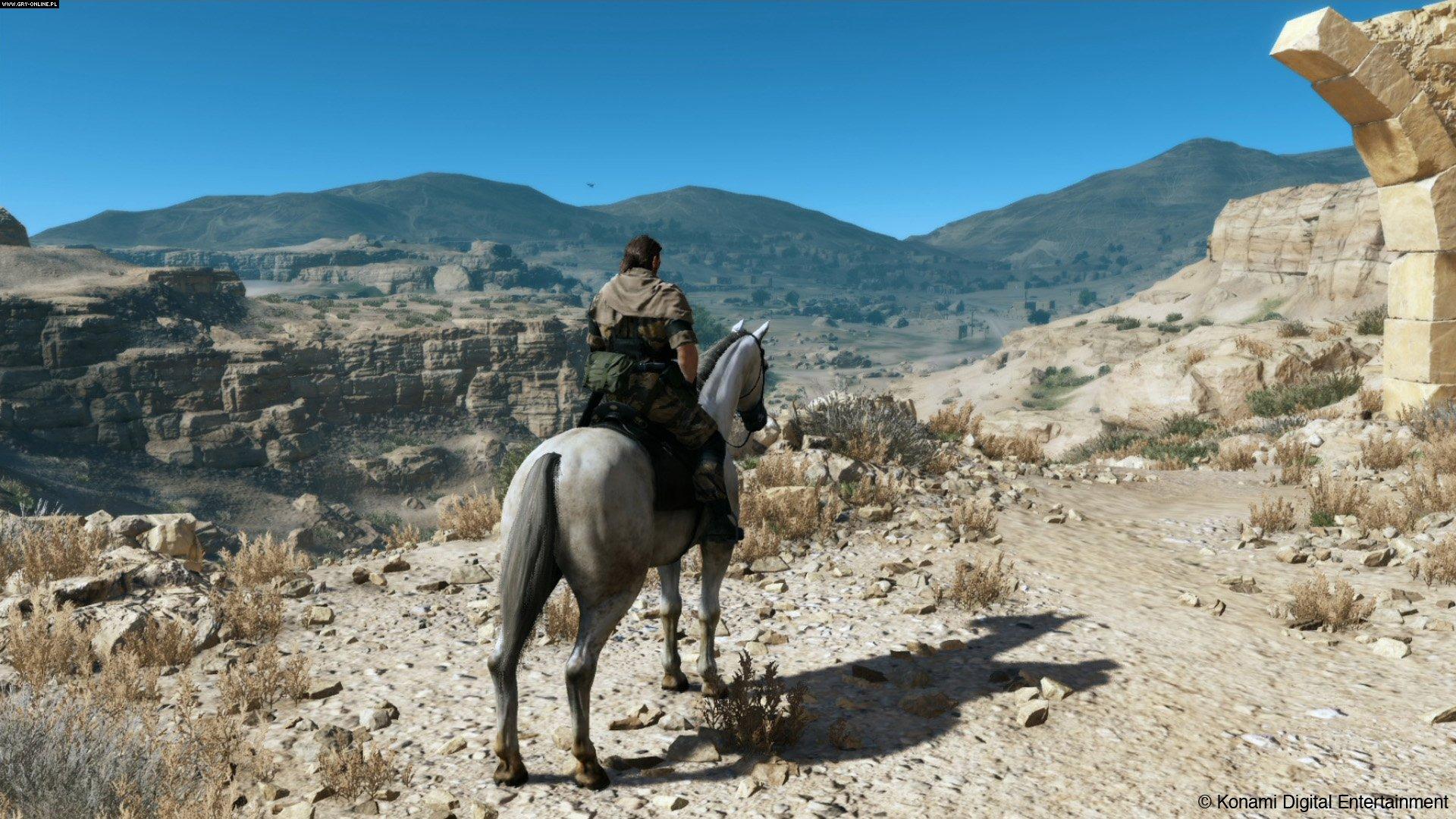 Metal Gear Solid V: The Phantom Pain Free