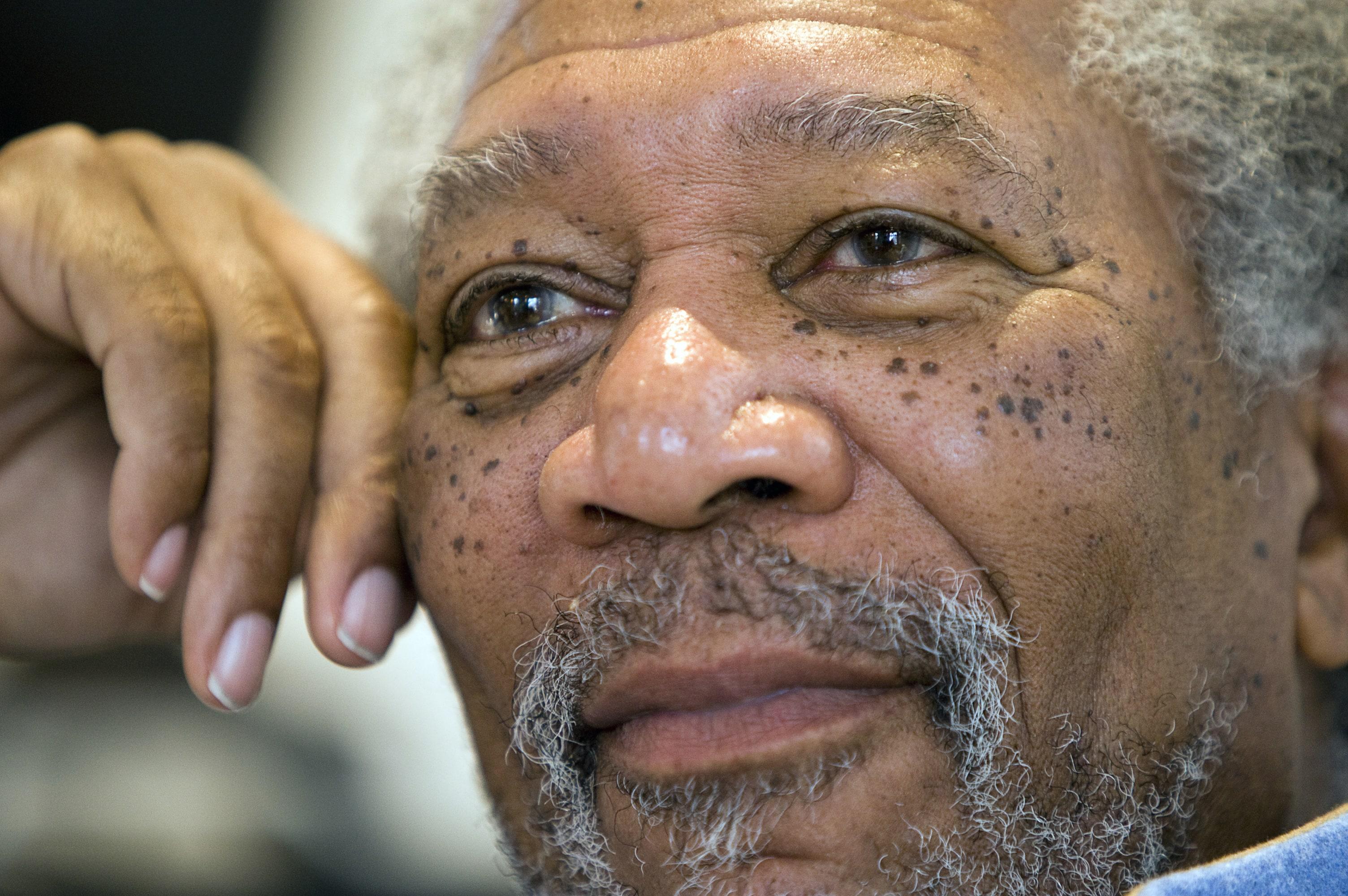 Morgan Freeman Free