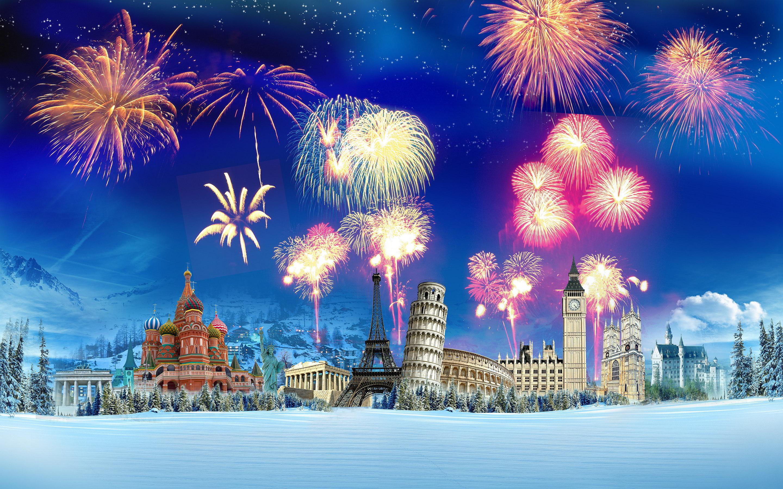 New Year Free