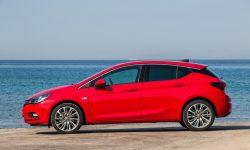 Opel Astra K Free