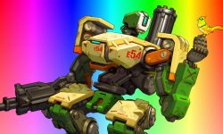 Overwatch : Bastion Free