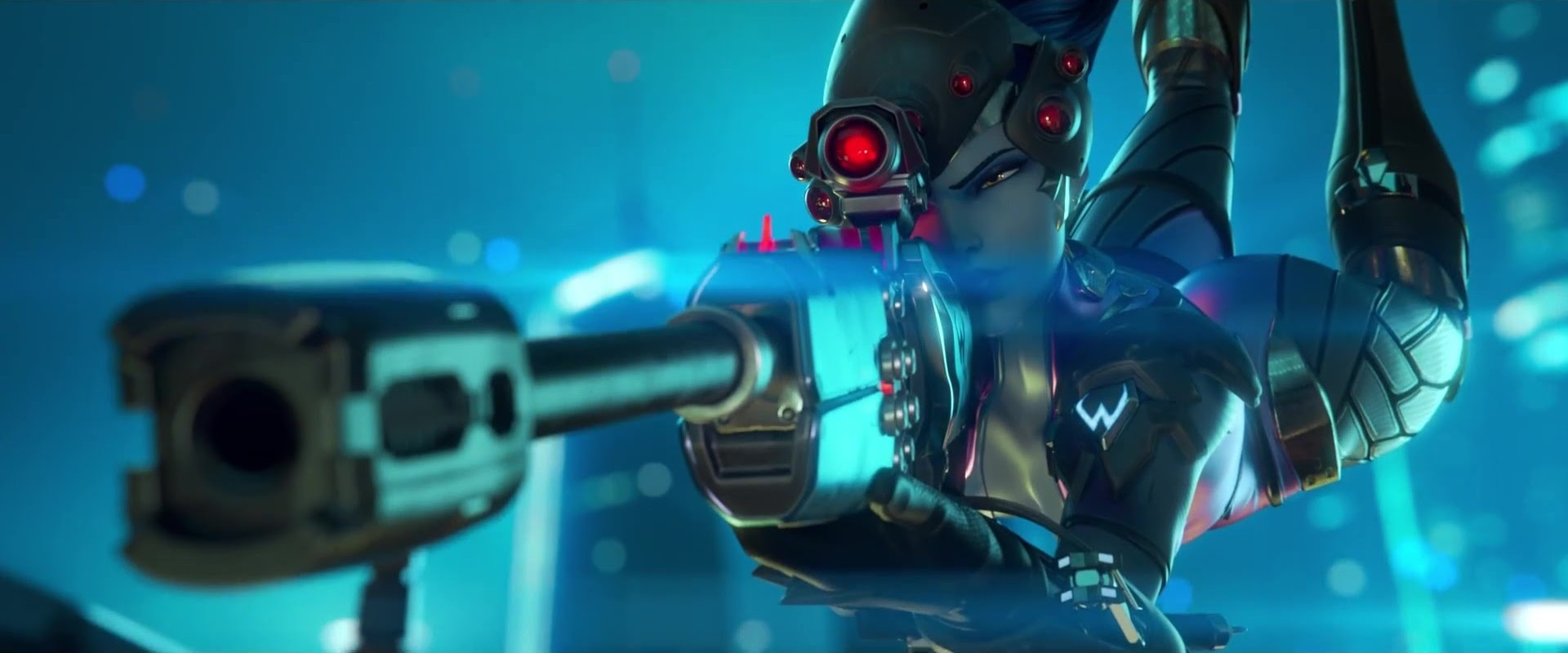 Overwatch : Widowmaker Free