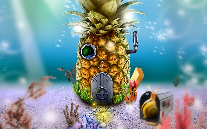Pineapple Free