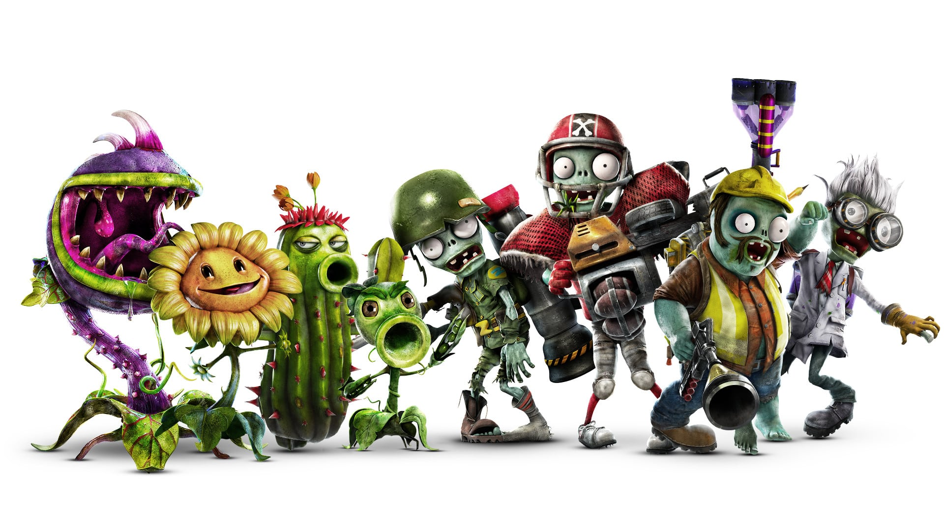 Plants vs. Zombies: Garden Warfare 2 Free