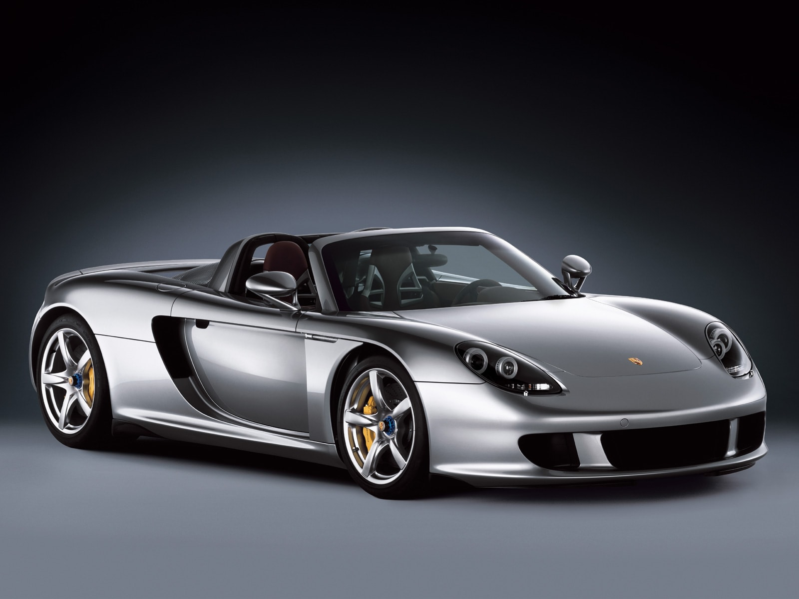 Porsche Carrera GT Free
