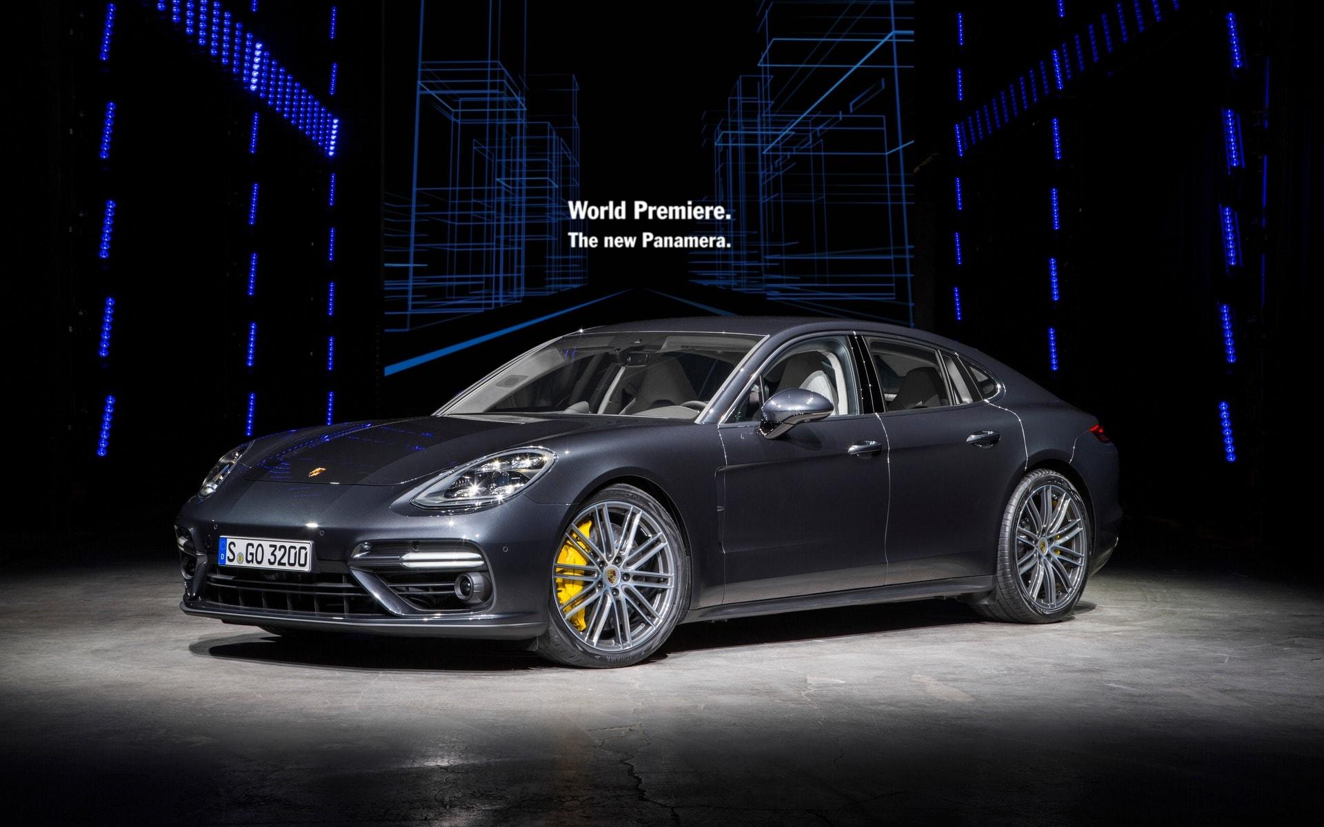 Porsche Panamera 2 Free