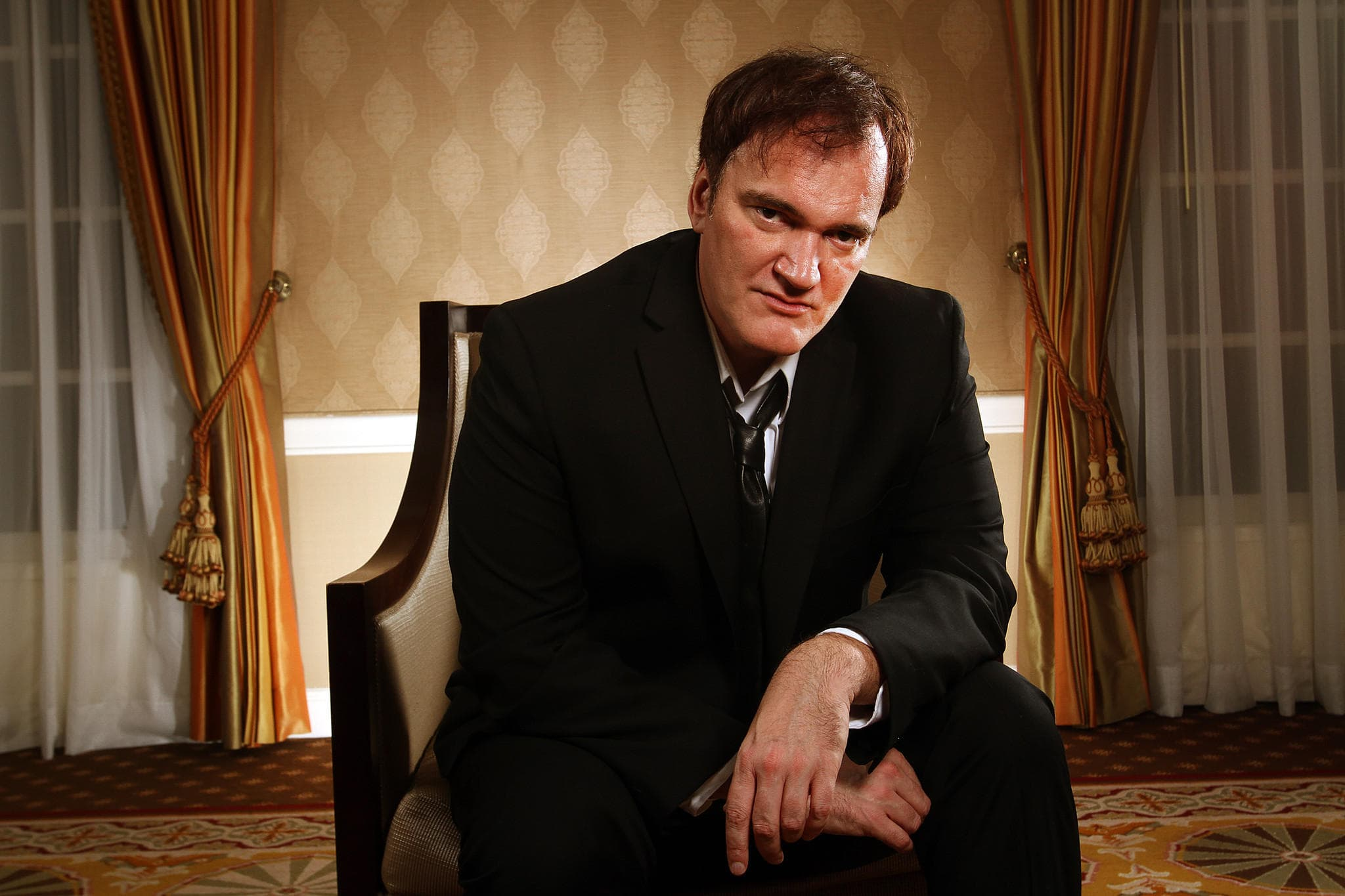 Quentin Tarantino Free