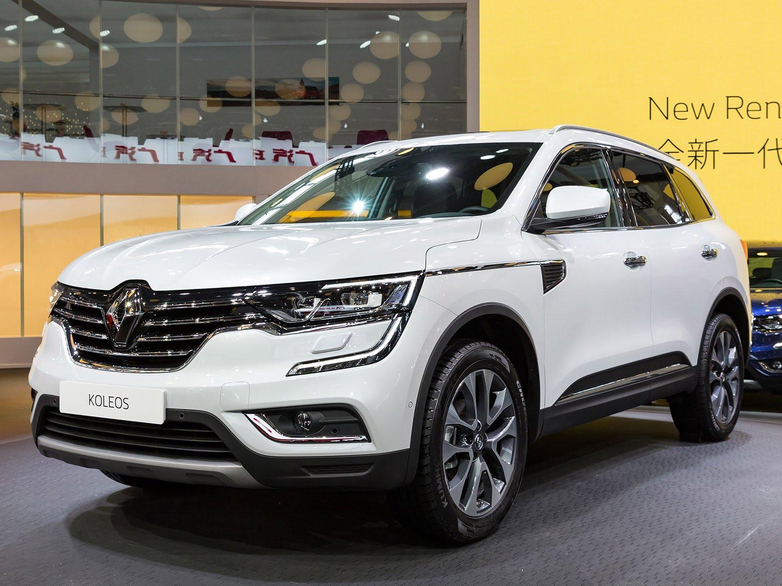 Renault Koleos 2 Free