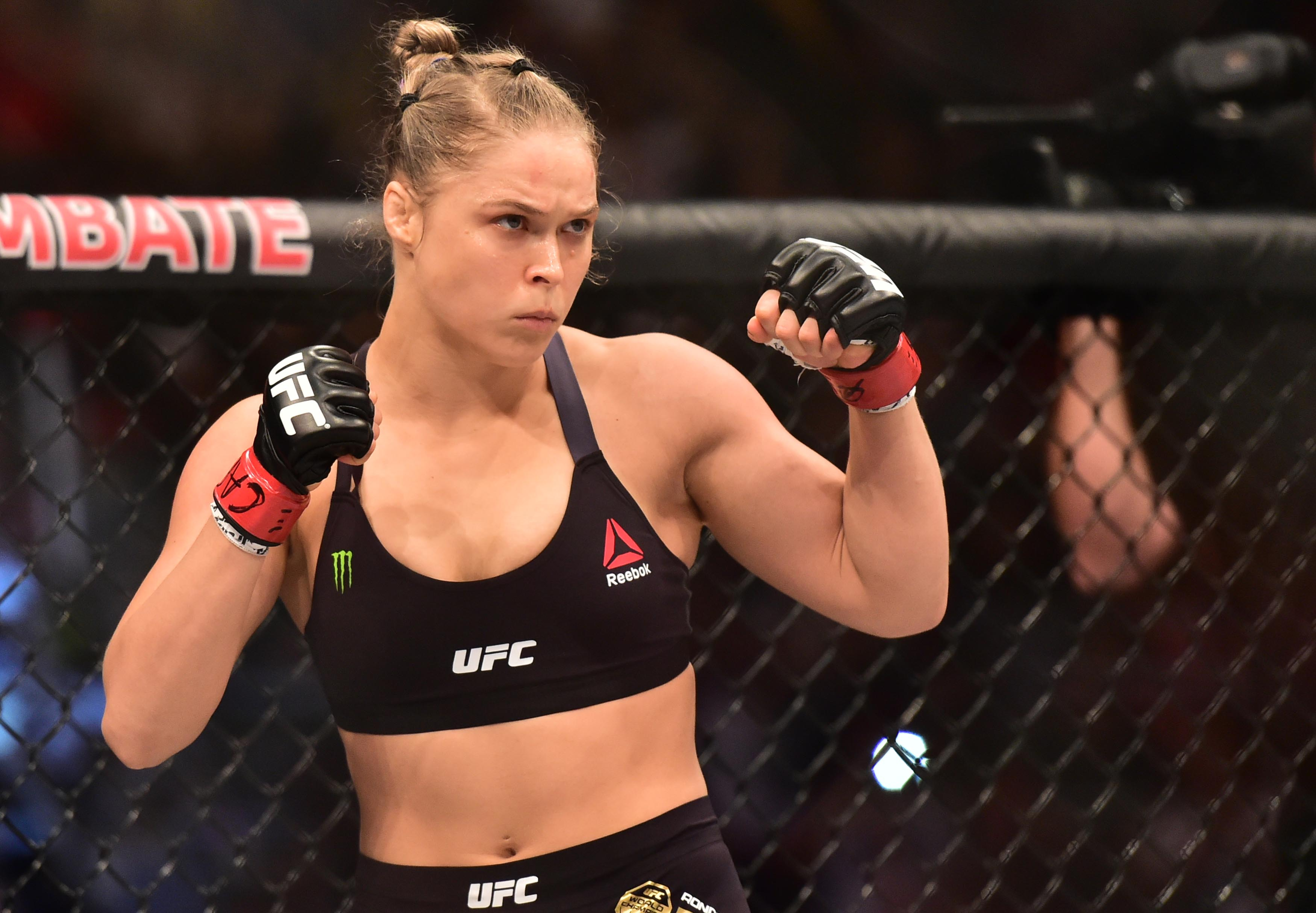 Ronda Rousey Free