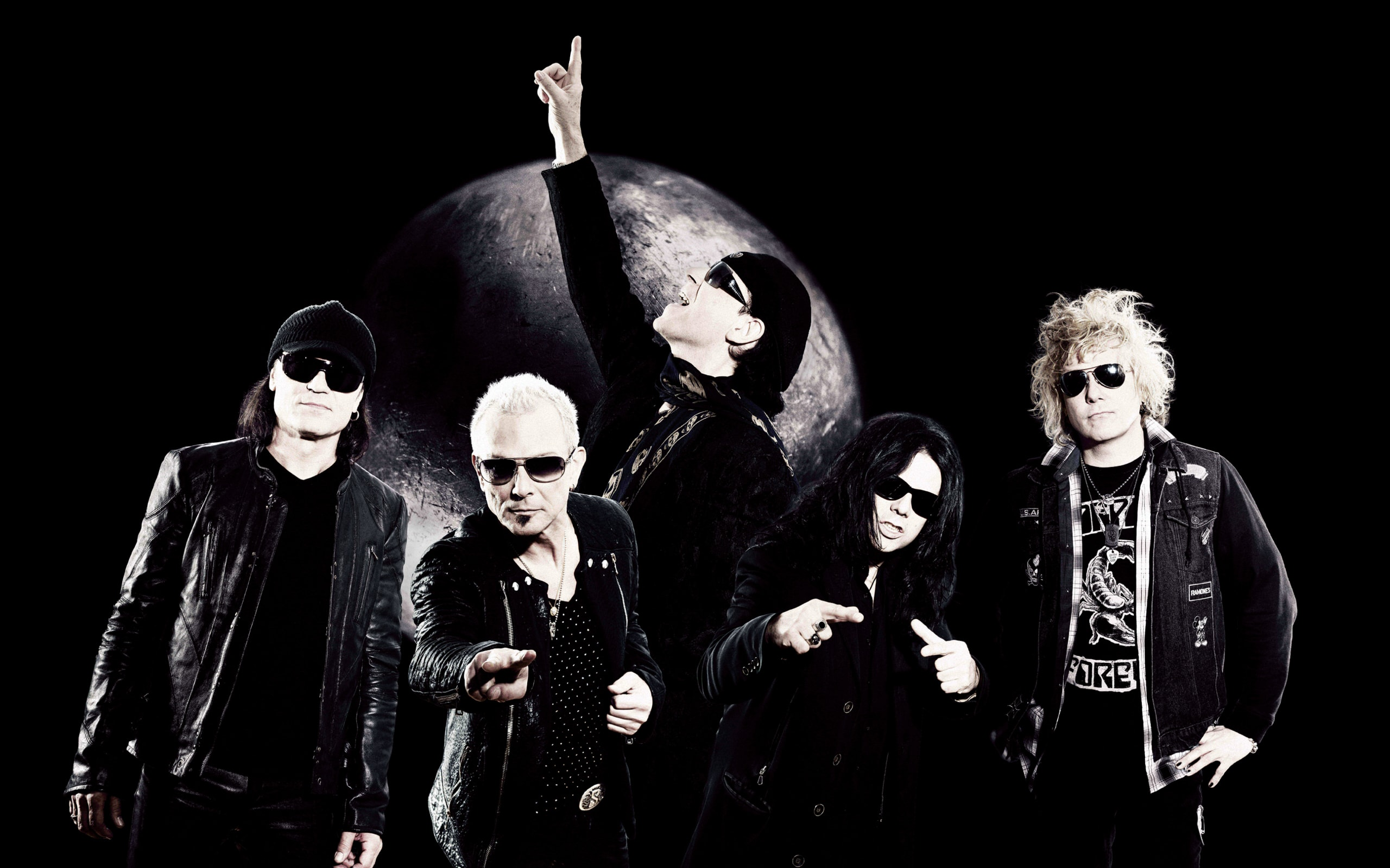 Scorpions Free