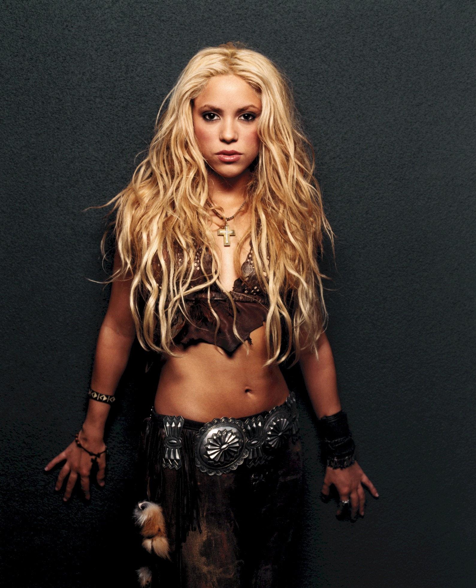 Shakira Free