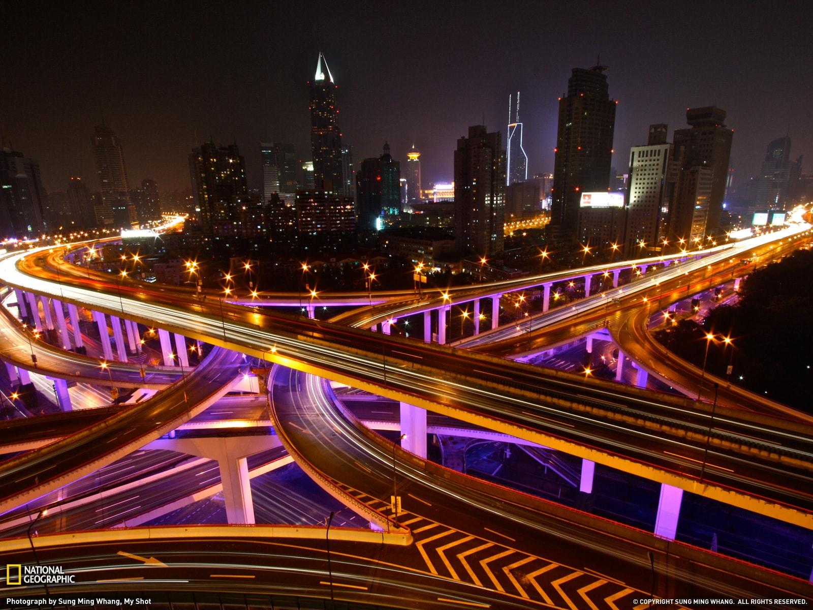 Shanghai widescreen