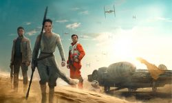 Star Wars Episode VII: The Force Awakens Free
