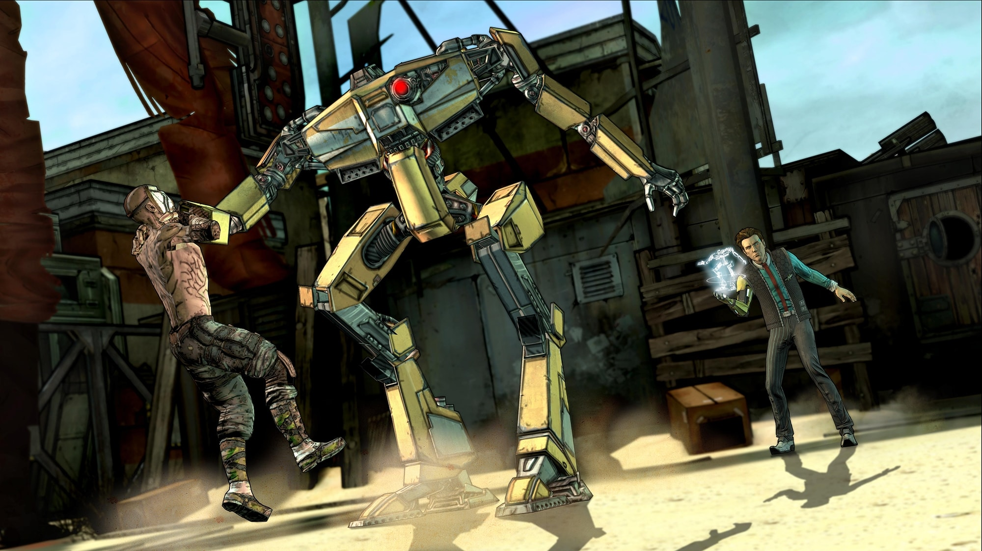 Tales from the Borderlands: Episode 5 - The Vault of the Traveler Free