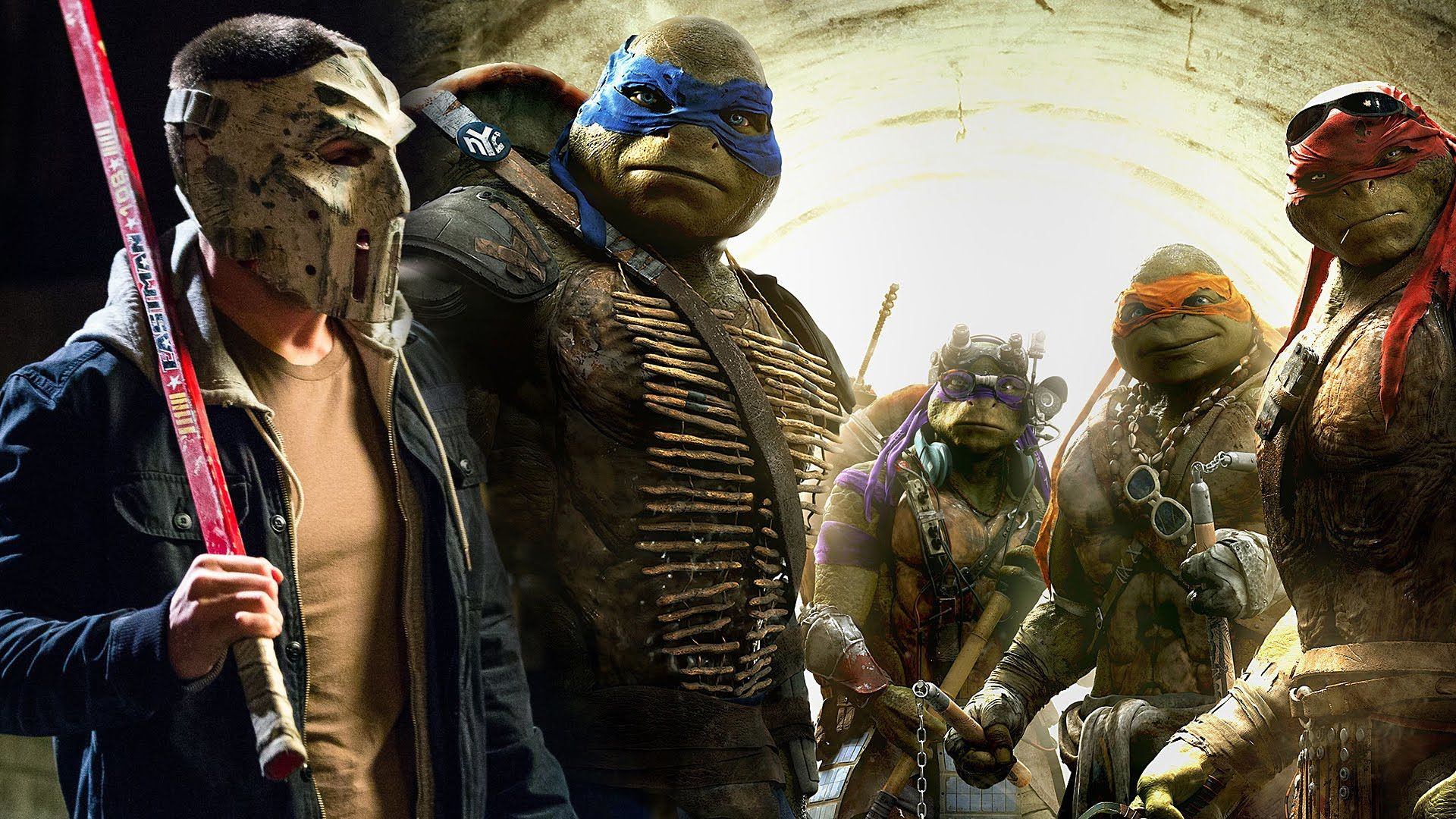 Teenage Mutant Ninja Turtles: Out of the Shadows Free