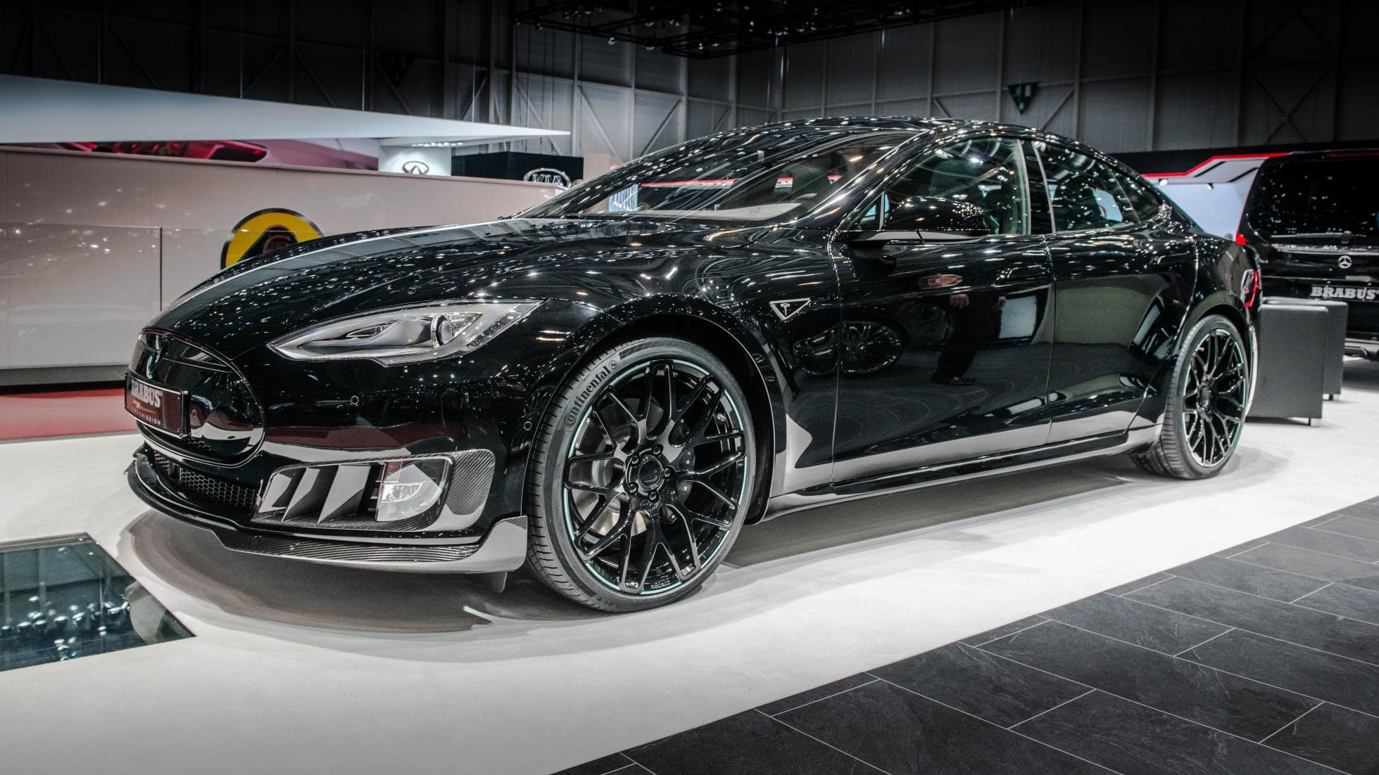 Tesla Model S Free