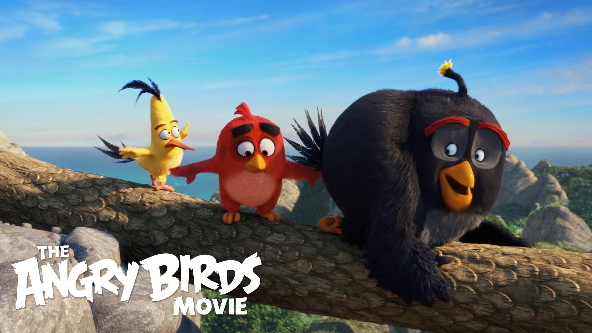 The Angry Birds Movie Free