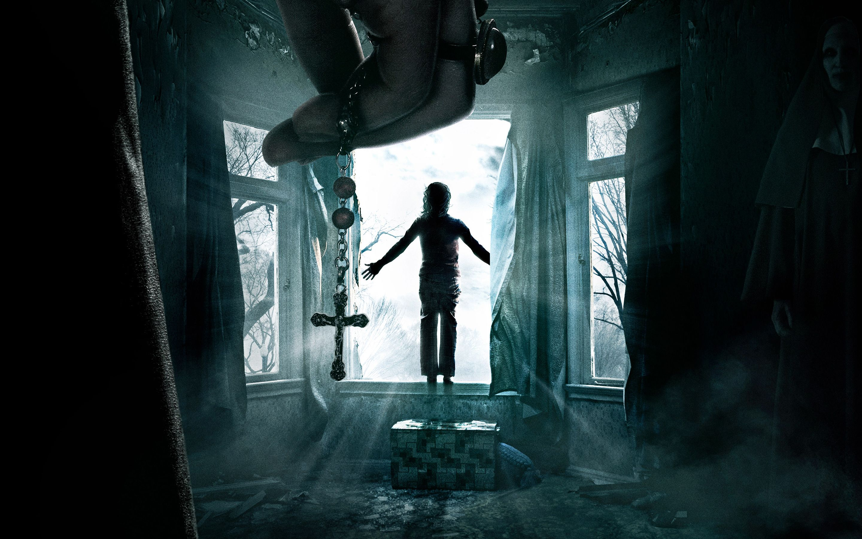The Conjuring 2 Widescreen
