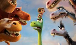 The Good Dinosaur Widescreen