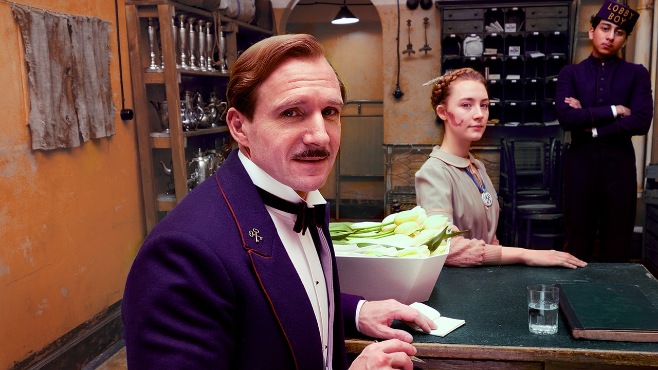 The Grand Budapest Hotel Free