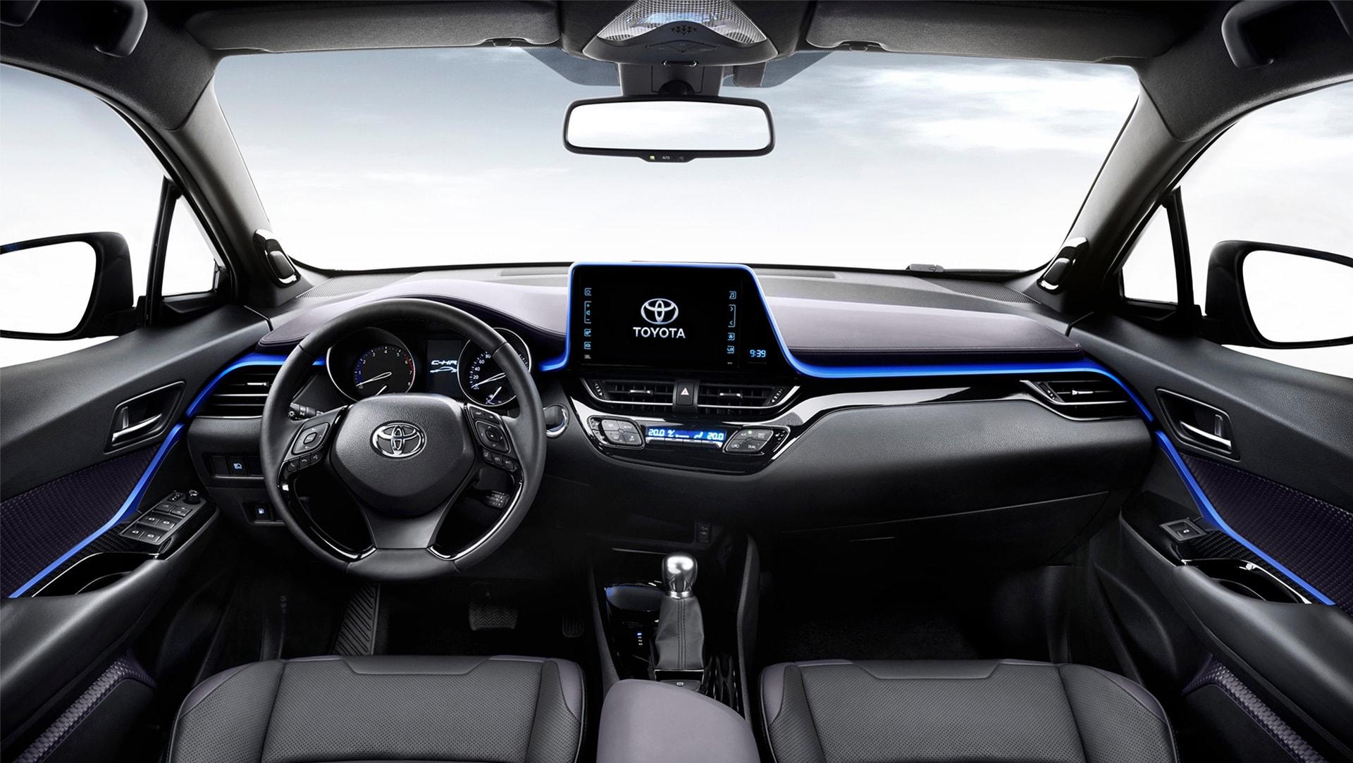 Toyota C-HR Free