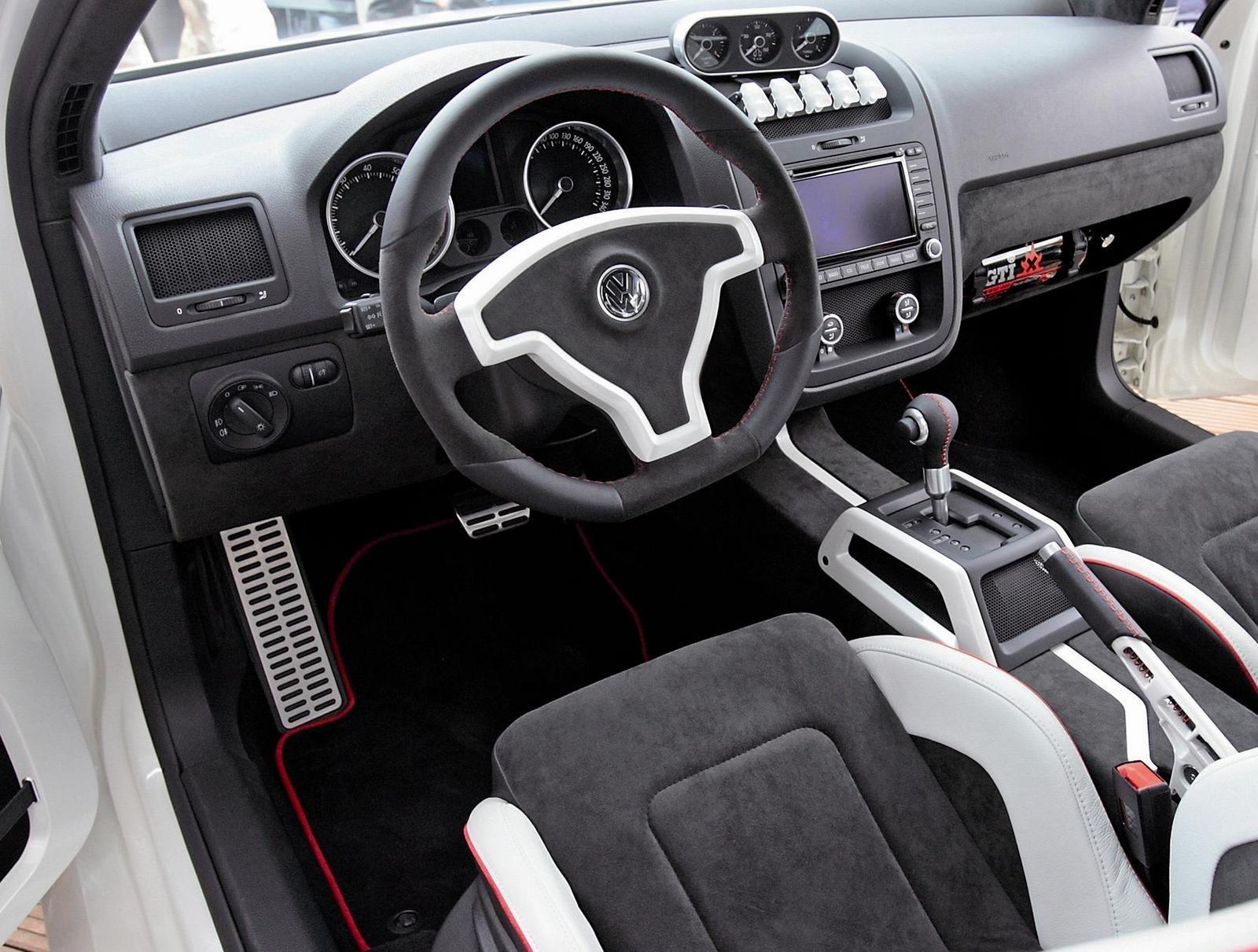 Volkswagen Golf GTI W12-650 Concept Download