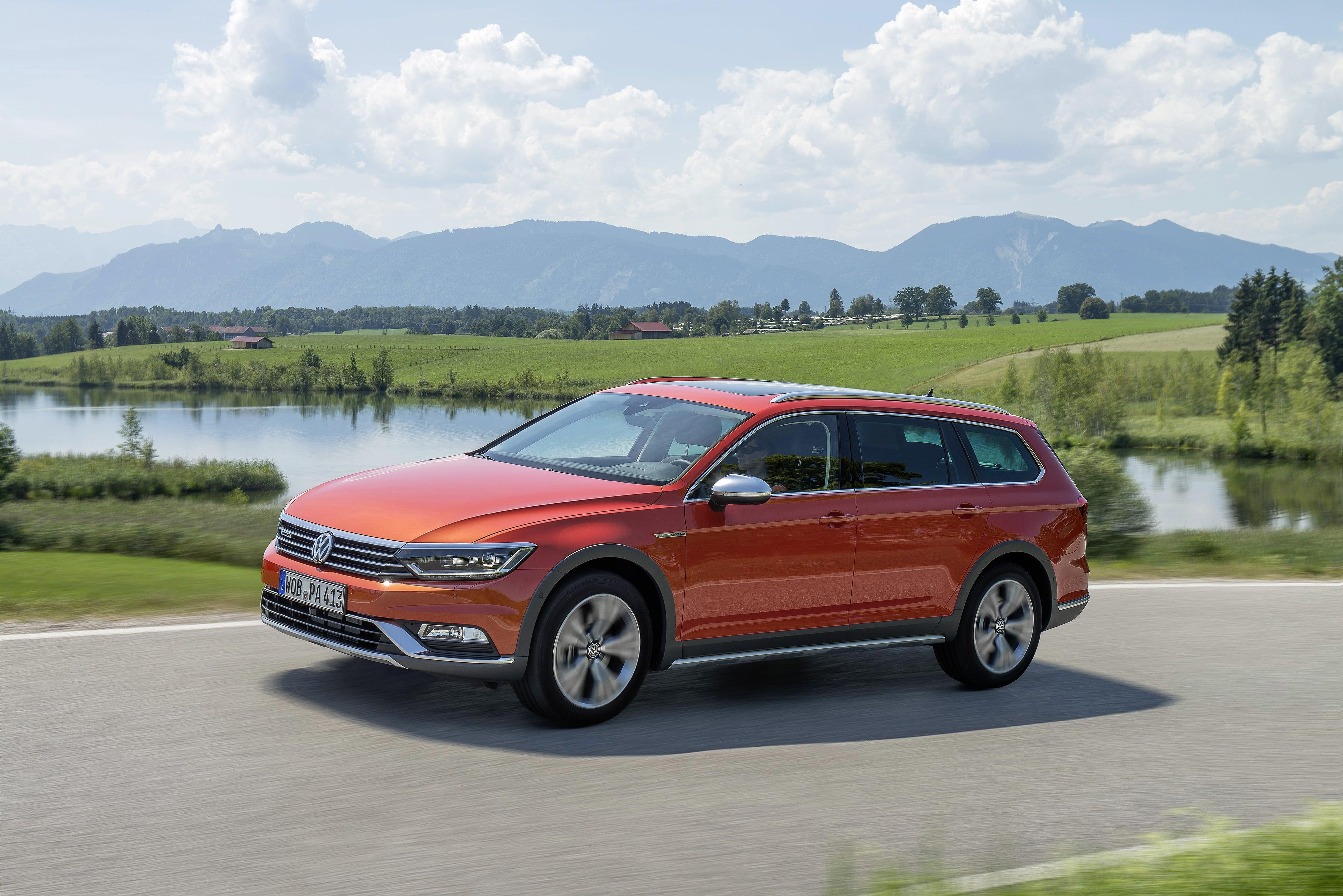 Volkswagen Passat B8 Alltrack Free