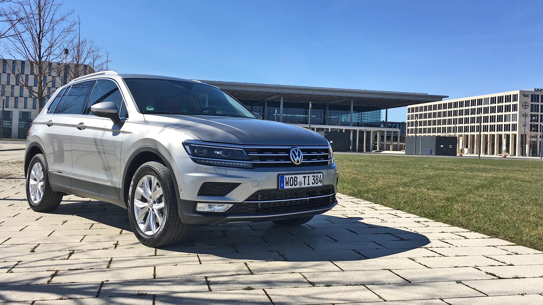 Volkswagen Tiguan 2 Free