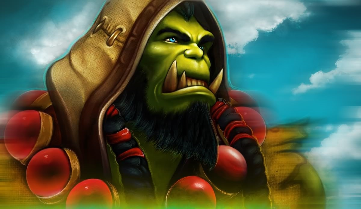 WOW: Thrall Free