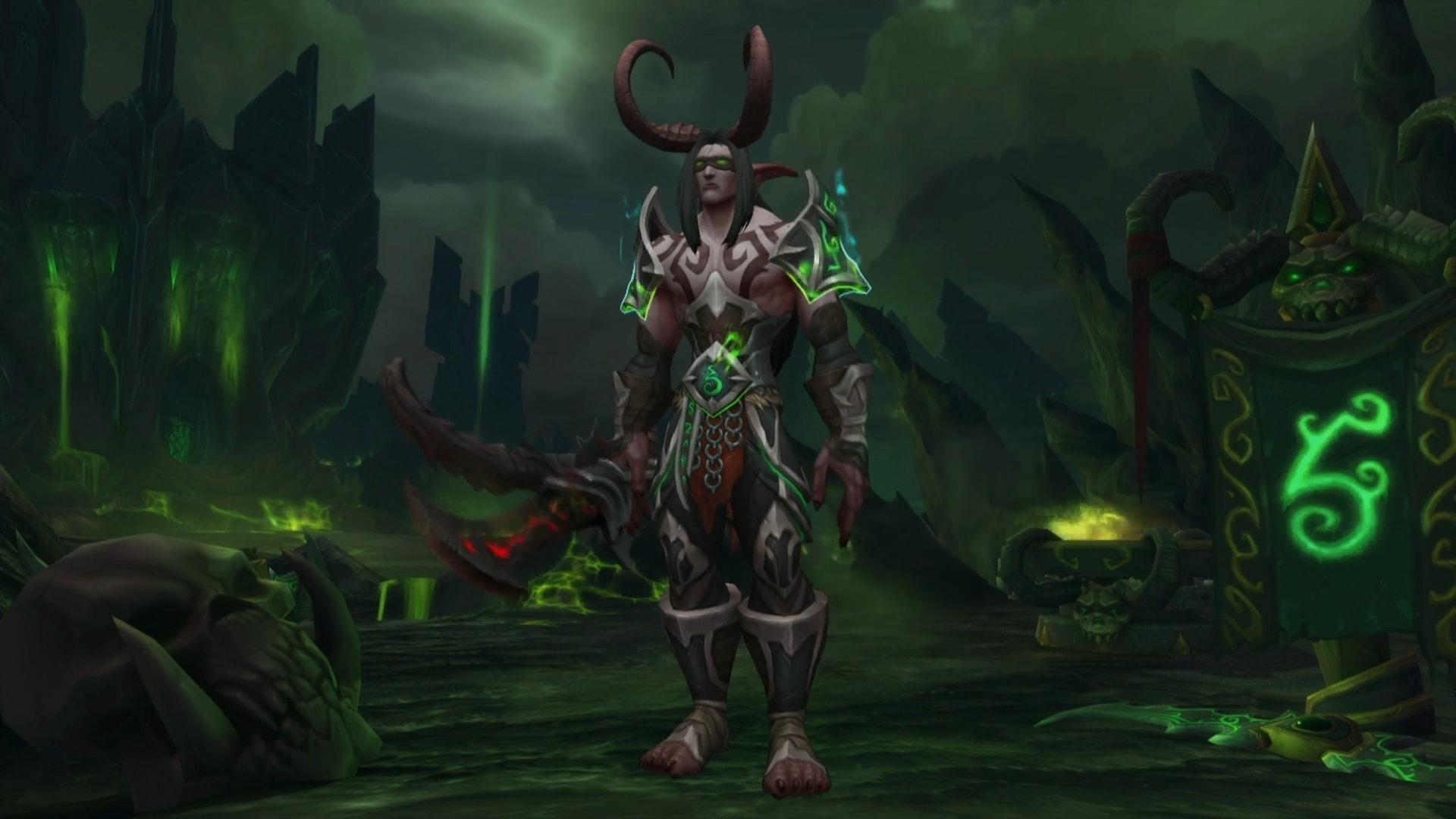 World of Warcraft: Legion Free