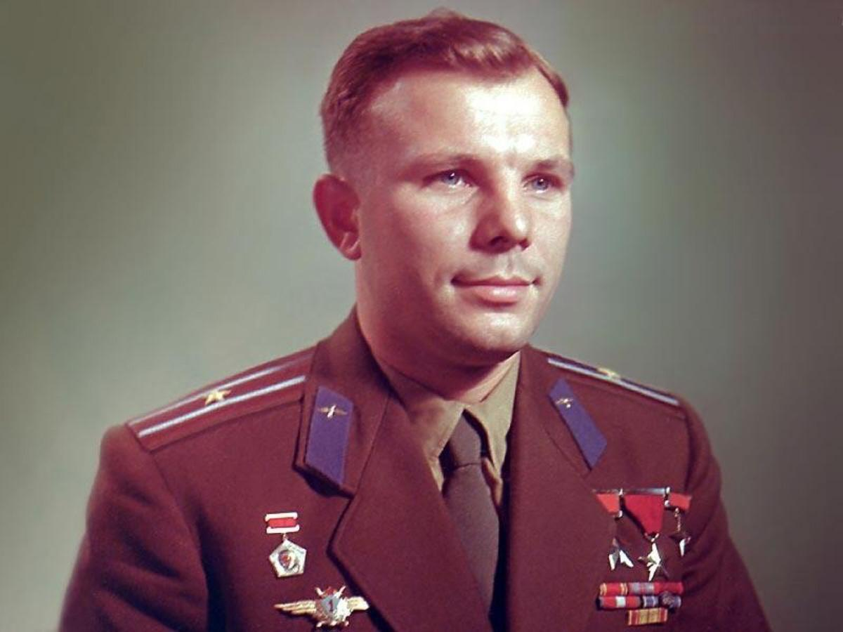yuri gagarin full name - photo #5