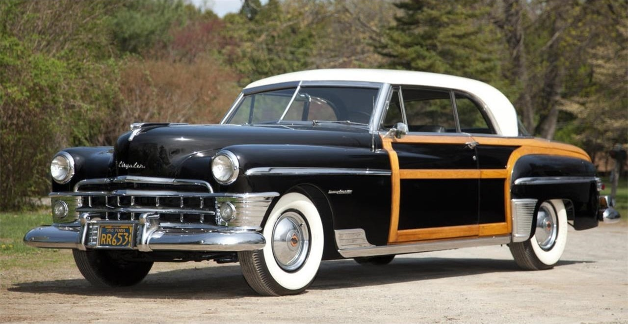 1950 Chrysler Town & Country Widescreen