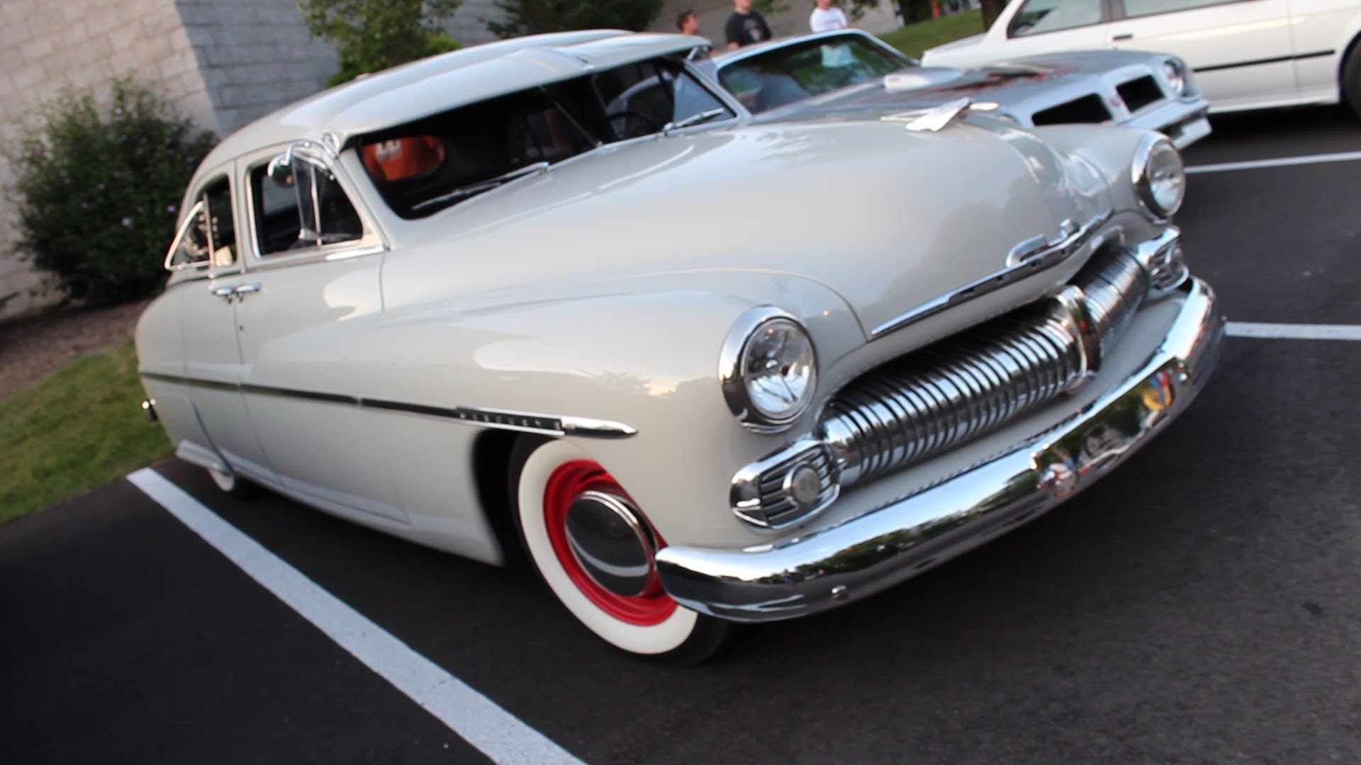 1950 Mercury Widescreen
