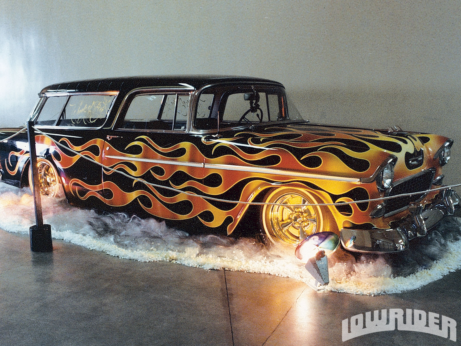 1955 Chevrolet Nomad Widescreen