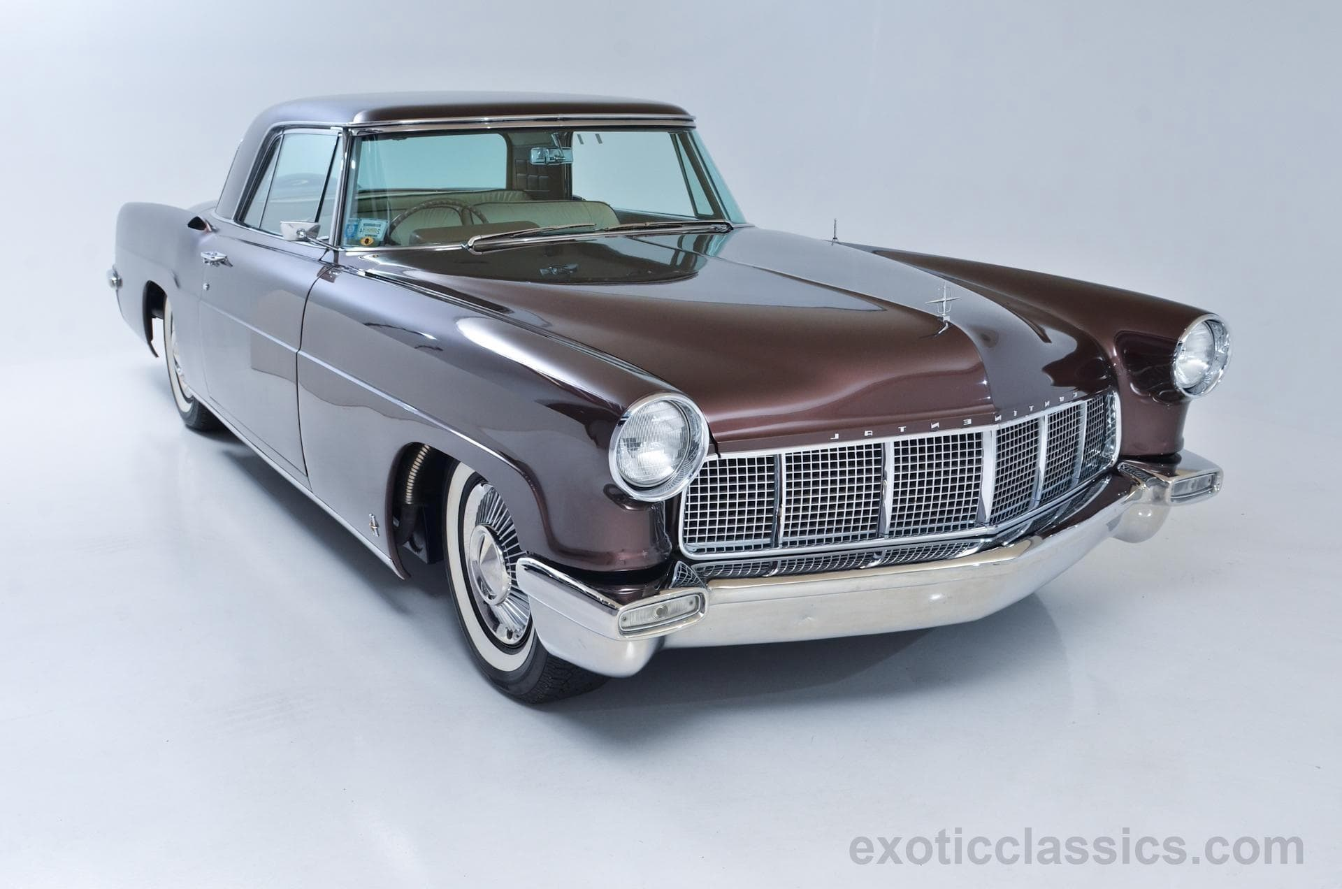 1956 Lincoln Mark II Widescreen