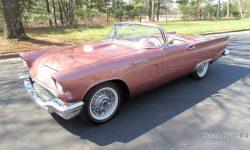 1957 Ford Thunderbird Widescreen