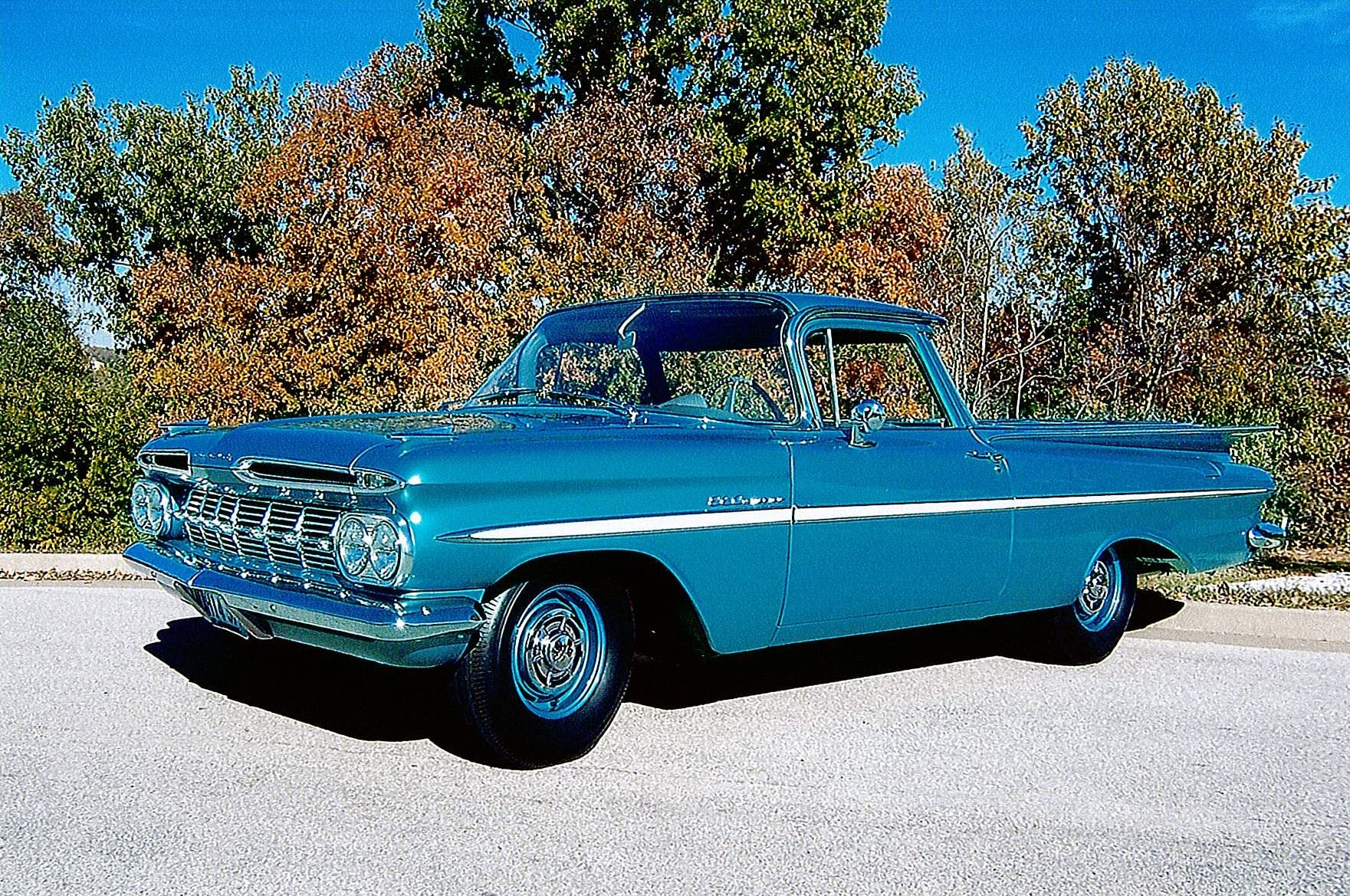 1959 Chevrolet El Camino Widescreen