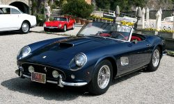 1961 Ferrari 250 GT California Free