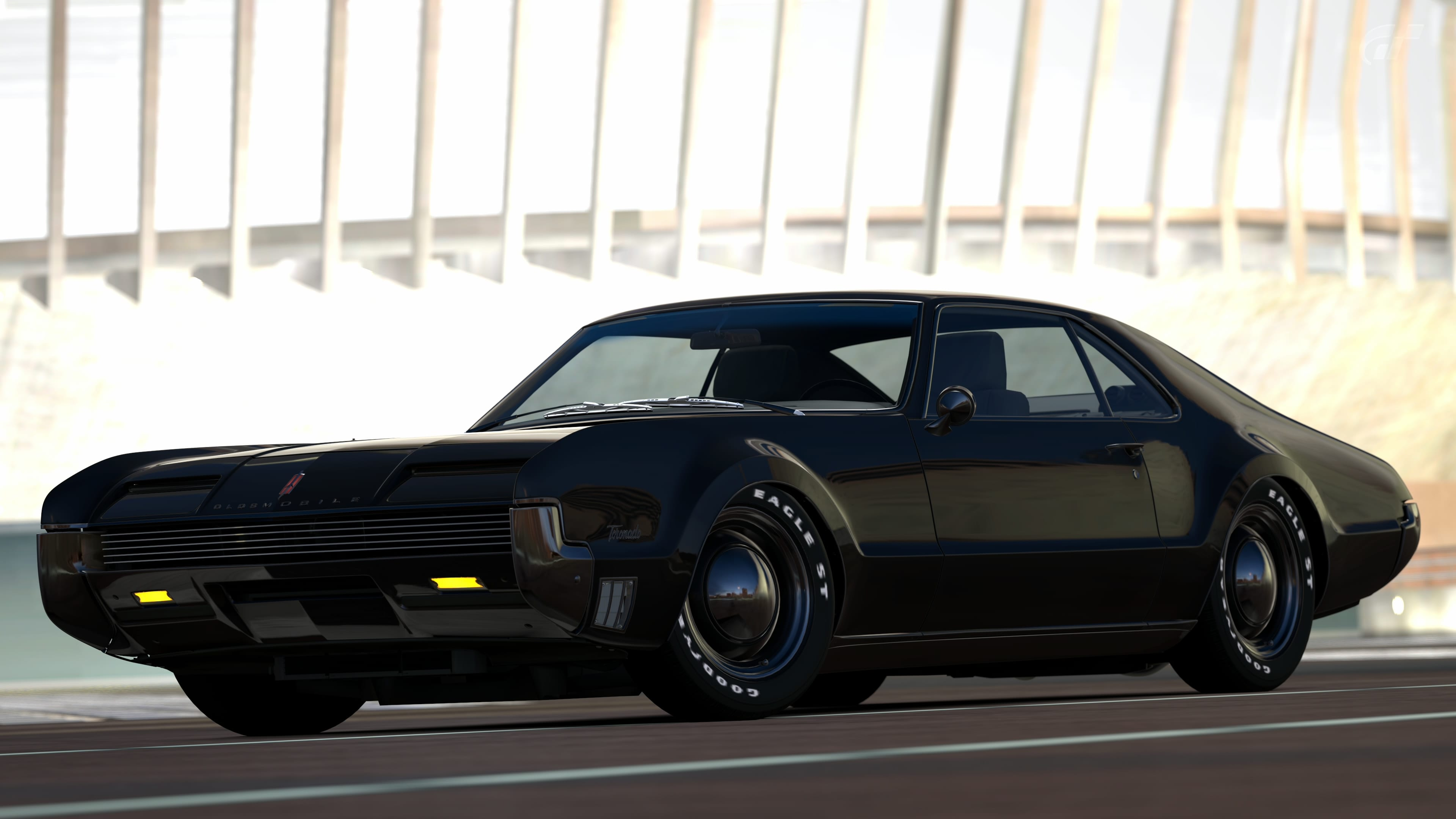 1966 Oldsmobile Toronado Widescreen