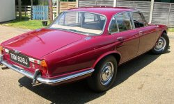 1968 Jaguar XJ6 Widescreen