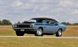 1970 Dodge Challenger T/A Widescreen